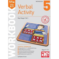 11+ Verbal Activity Year 5-7 Workbook 5 (BOK)