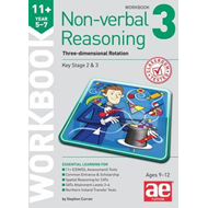 11+ Non-verbal Reasoning Year 5-7 Workbook 3 (BOK)