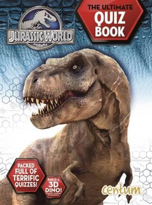 Jurassic World: Quiz Book (BOK)