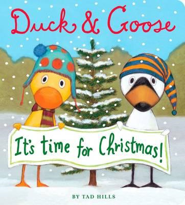 Duck and Goose it's Time for Christmas (BOK)