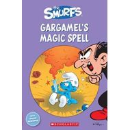 Smurfs - Gargamel's Magic Spell - Book with Audio CD (BOK)