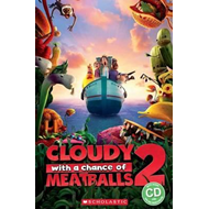 Cloudy with a Chance of Meatballs 2 (BOK)