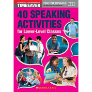 40 Speaking Activities for Lower-Level Classes - Book Only (BOK)