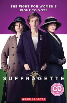 Suffragette - Book and Audio CD (BOK)