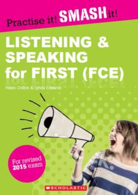 Listening and Speaking for First (FCE) (BOK)