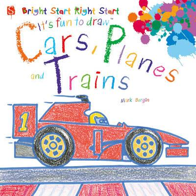 Cars, Planes and Trains (BOK)