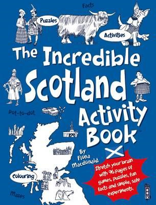 Incredible Scotland Activity Book (BOK)