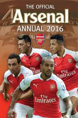 Official Arsenal Annual 2016 (BOK)
