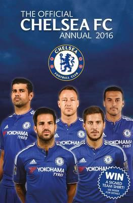 Official Chelsea FC Annual 2016 (BOK)