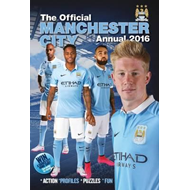 Official Manchester City FC Annual (BOK)