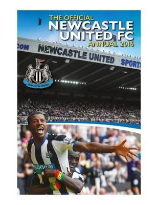 Official Newcastle United Annual 2016 (BOK)