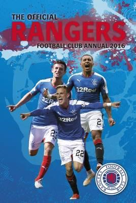 Official Rangers Football Club Annual 2016 (BOK)