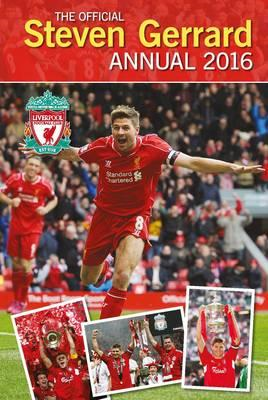 Official Steven Gerrard Annual 2016 (BOK)