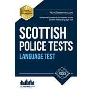 Produktbilde for Scottish Police Language Tests (BOK)