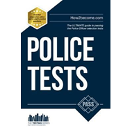 Police Tests: Numerical Ability and Verbal Ability Tests for (BOK)