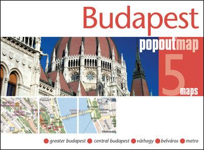 Budapest PopOut Map (BOK)