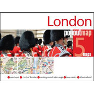 London PopOut Map (BOK)