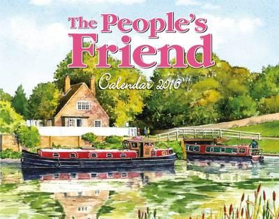 People's Friend Calendar 2016 (BOK)