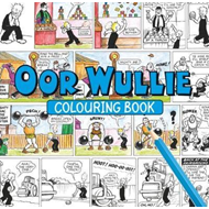 Oor Wullie Colouring Book (BOK)