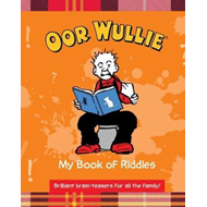 Oor Wullie's Book of Riddles (BOK)