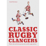 Classic Rugby Clangers (BOK)