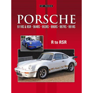 Porsche 911RS & RSR 964RS 993RS 997RS and 991RS (BOK)