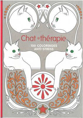 Art Therapy: Cat Therapy (BOK)