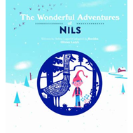 Wonderful Adventures of Nils (BOK)