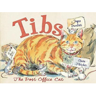 Produktbilde for Tibs the Post Office Cat (BOK)