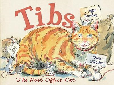 Tibs the Post Office Cat (BOK)