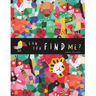 Animosaics: Can You Find Me? (BOK)