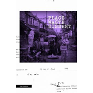 Place/Waste/Dissent (BOK)