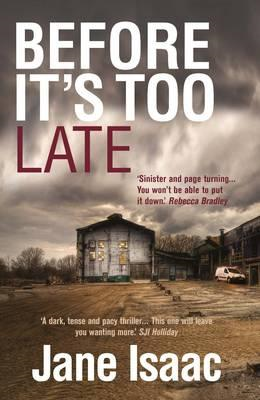 DI Will Jackman 1: Before It's Too Late: Shocking. Page-Turn (BOK)