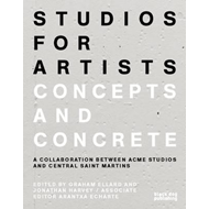 Studios for Artists: Concepts and Concrete (BOK)