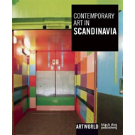 Contemporary Art in Scandinavia (BOK)