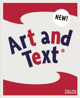 Art and Text (BOK)