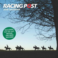 Racing Post Wall Calendar 2018 (BOK)
