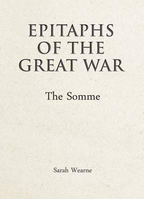 Epitaphs of the Great War (BOK)