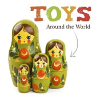 Toys Around the World (BOK)