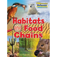 Fundamental Science Key Stage 1: Habitats and Food Chains (BOK)