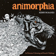 Produktbilde for Animorphia (BOK)