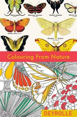 Colouring from Nature (BOK)