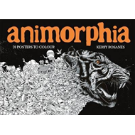 Produktbilde for Animorphia: 20 Posters to Colour (BOK)