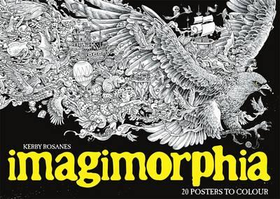 Imagimorphia: 20 Posters to Colour (BOK)