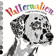 Produktbilde for Patternation - A Tangle-By-Numbers Challenge (BOK)