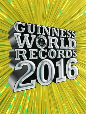 Guinness World Records 2016 (BOK)