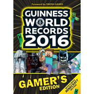 Guinness World Records 2016 Gamer's Edition (BOK)