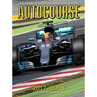 AUTOCOURSE 2017/18 ANNUAL (BOK)