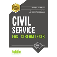 Produktbilde for Civil Service Fast Stream Tests: Sample Test Questions for t (BOK)