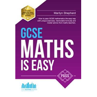 Produktbilde for GCSE Maths is Easy: Pass GCSE Mathematics the Easy Way with (BOK)